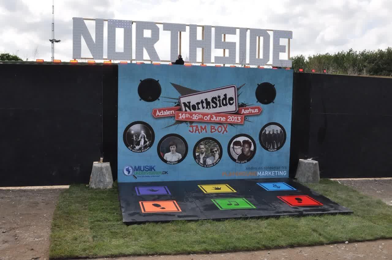 Billede af Northside Festival Jam Box