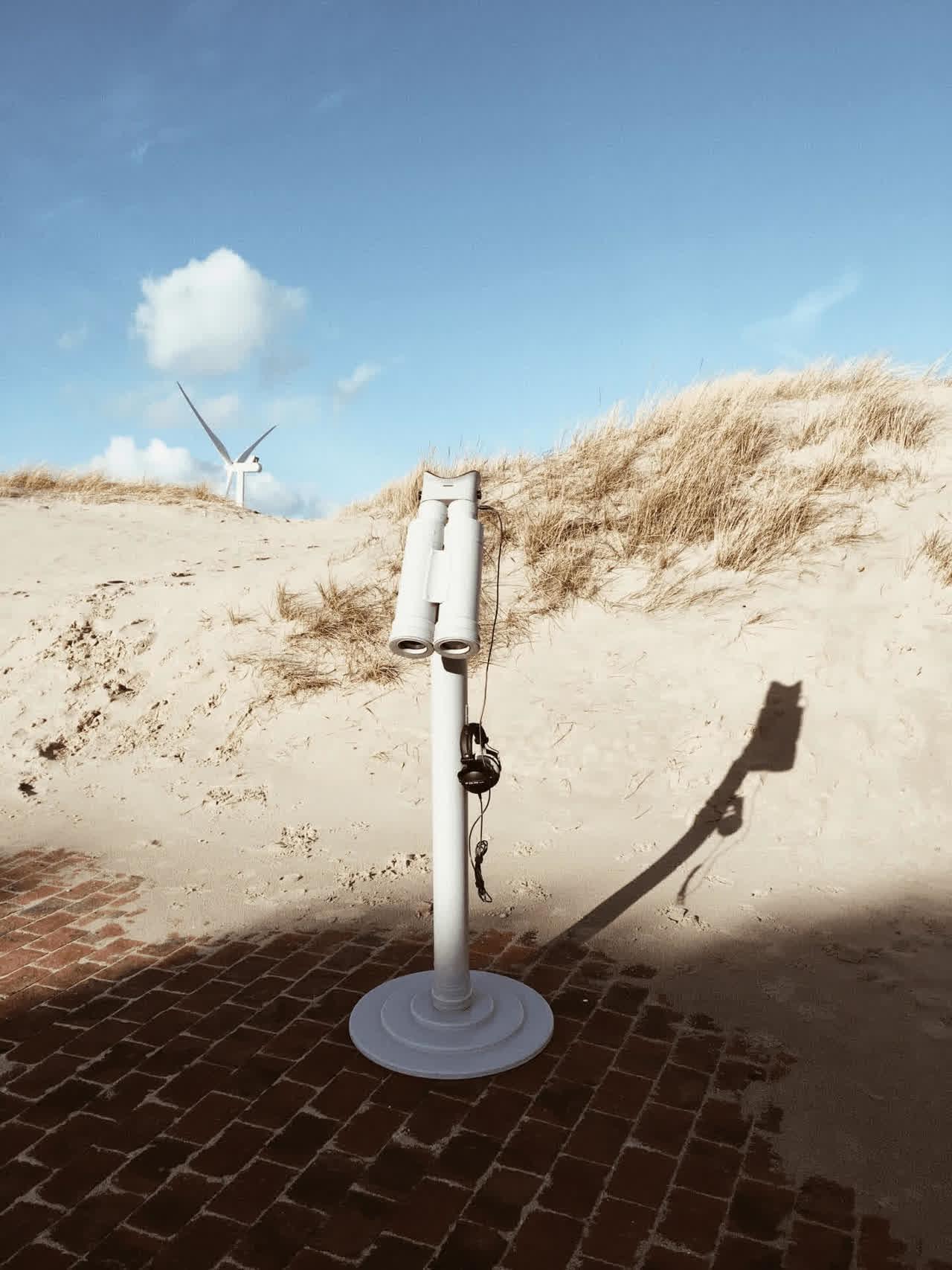 Billede af Aarhus Universitet Virtual Reality Kikkert