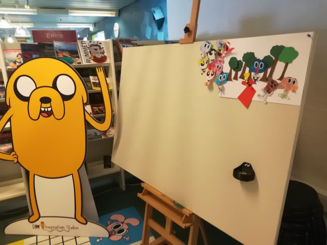 Billede af Cartoon Network Creative Camps