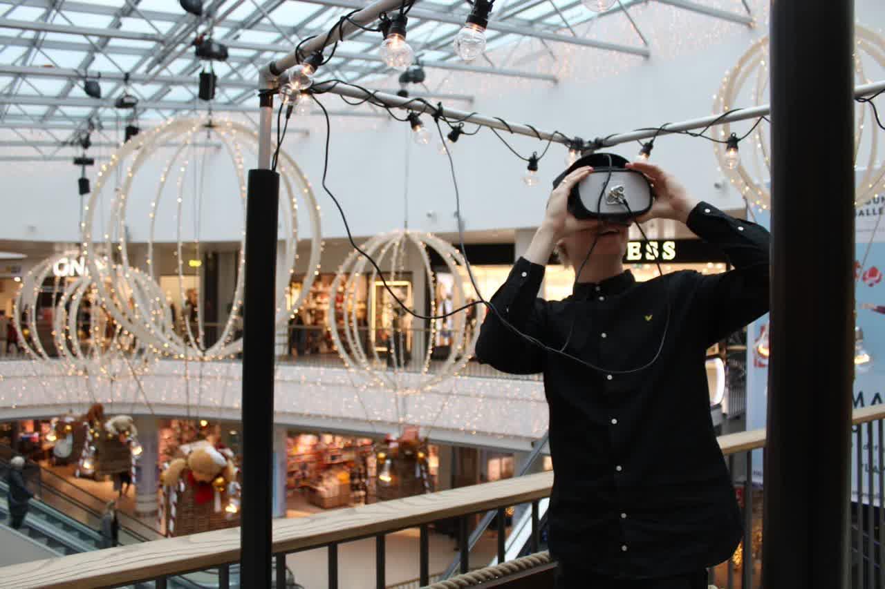 Billede af Rodkjær Event Virtual Reality Luftballon