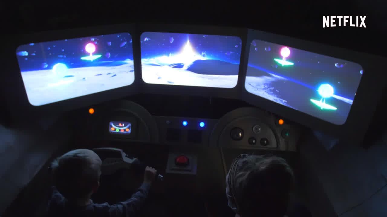 Billede af Netflix Over The Moon