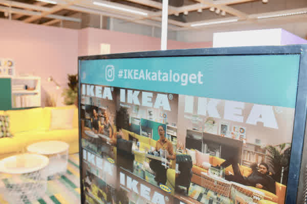 Case - IKEA IKEA Photo Booth