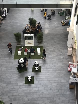 Billede af Pandabakken